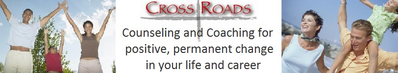 CrossRoads Counseling and Career Consultation header image